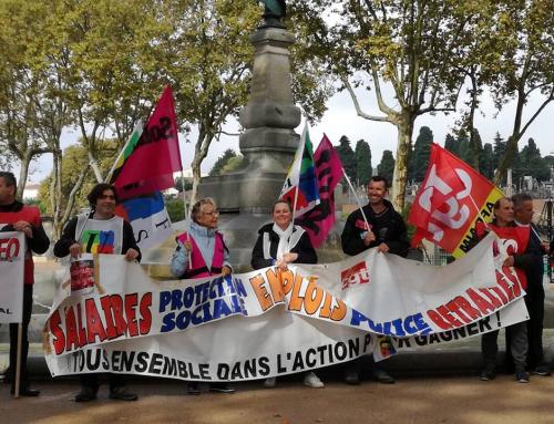 Public, Privé : Tous ensemble ! Journée de mobilisation et de grève mardi 19 mars