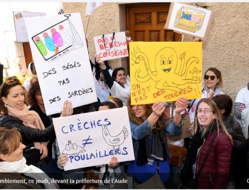 Pas de bébés à la consigne : manifestations du jeudi 23 mai