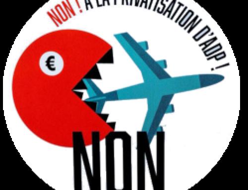Avec la FSU, signez la pétition en ligne contre la privatisation d'ADP.