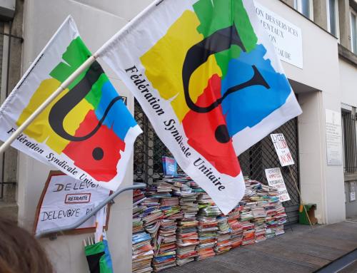 La DSDEN emmurée par des manuels obsolètes à Carcassonne