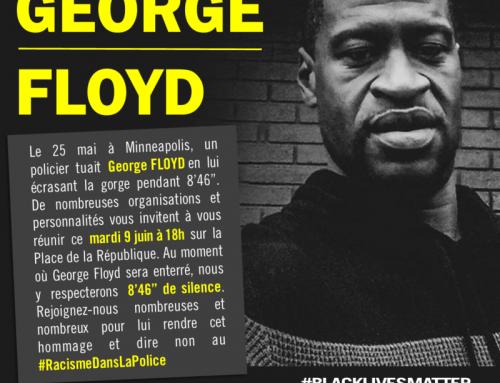 Rassemblement mardi 9 juin à Carcassonne contre le racisme et les violences policières