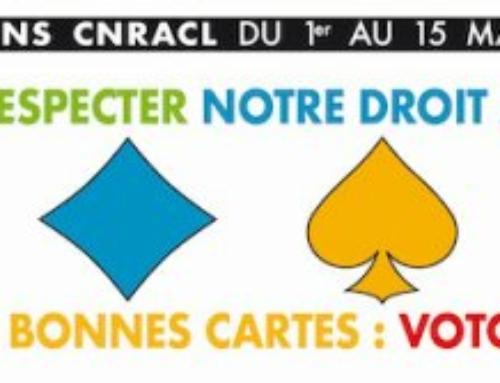 Fonction publique territoriale : votez FSU aux élections de la CNRACL !